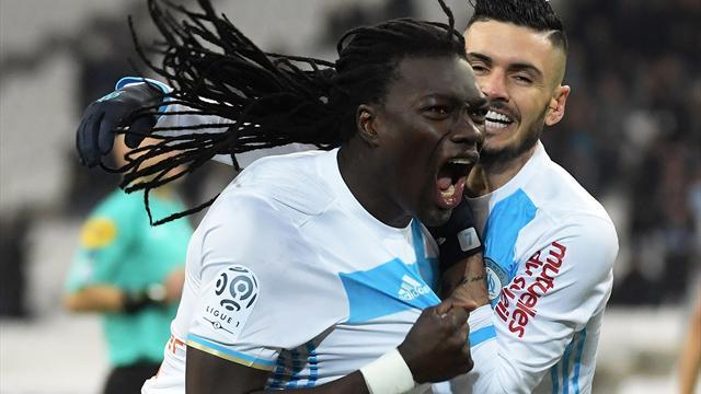 Avec son premier triplé pour Marseille, Gomis a fait exploser Montpellier