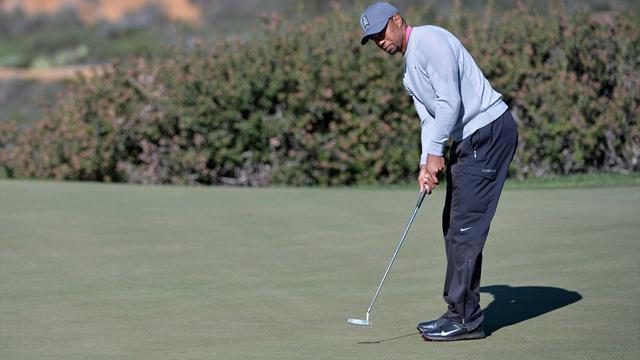 Tiger Woods renonce à ses deux prochains tournois