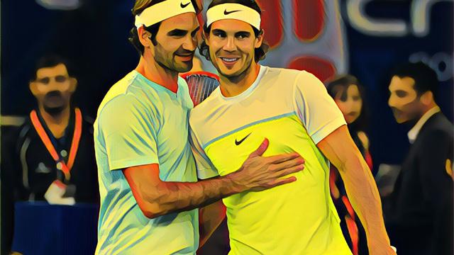 Best of enemies: Federer, Nadal and the greatest rivalry in sport