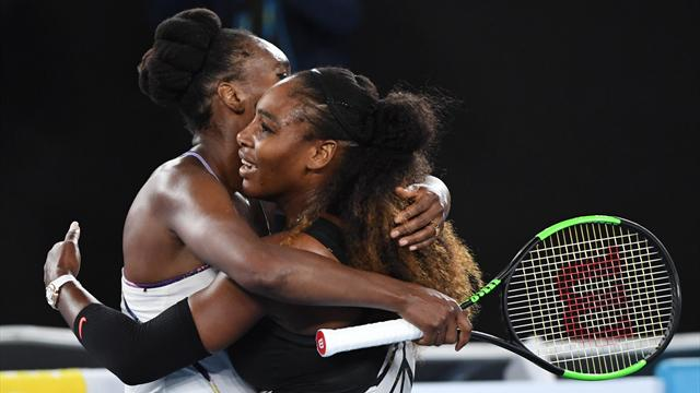 Un set pour évacuer la pression, un autre pour s'envoler : les temps forts de la victoire de Serena