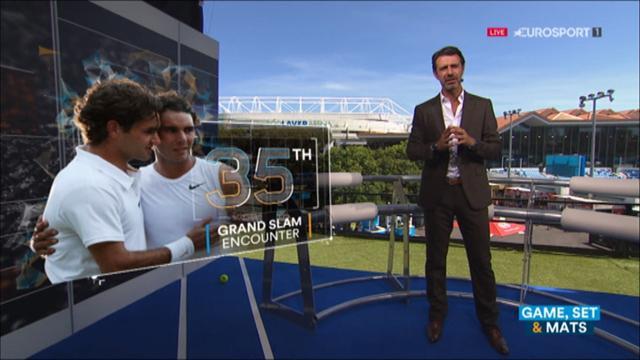The Coach: Roger Federer - Rafael Nadal eşleşmesinin kilit noktalarını Patrick Mouratoglou inceliyor