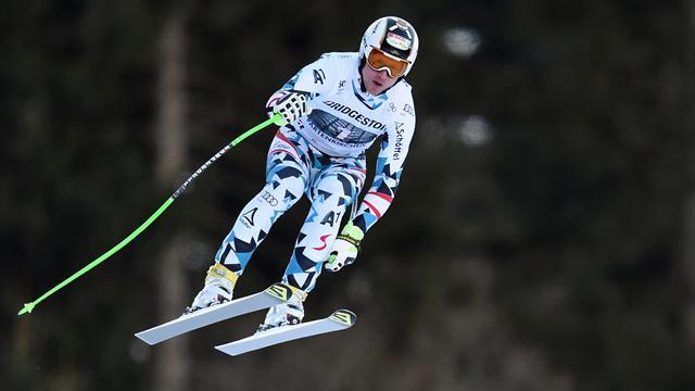 Suivez les finales de Coupe du Monde de ski alpin en direct et en exclusivité sur Eurosport