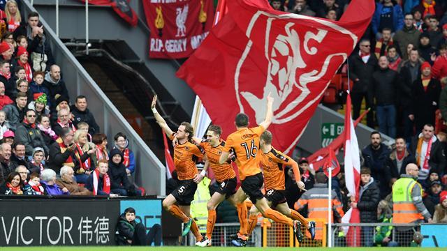 Liverpool'a bir şok da FA Cup'ta