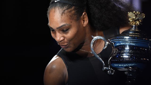 """Serena Williams : """"Je n'ai pas de chiffre en tête, je veux simplement continuer à gagner"""""""