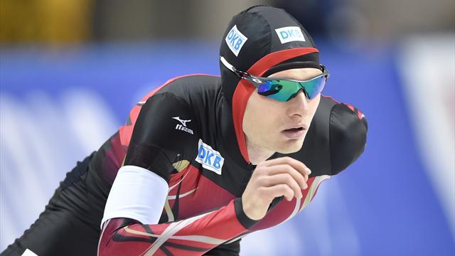 Eisschnellläufer Beckert knackt Olympia-Norm