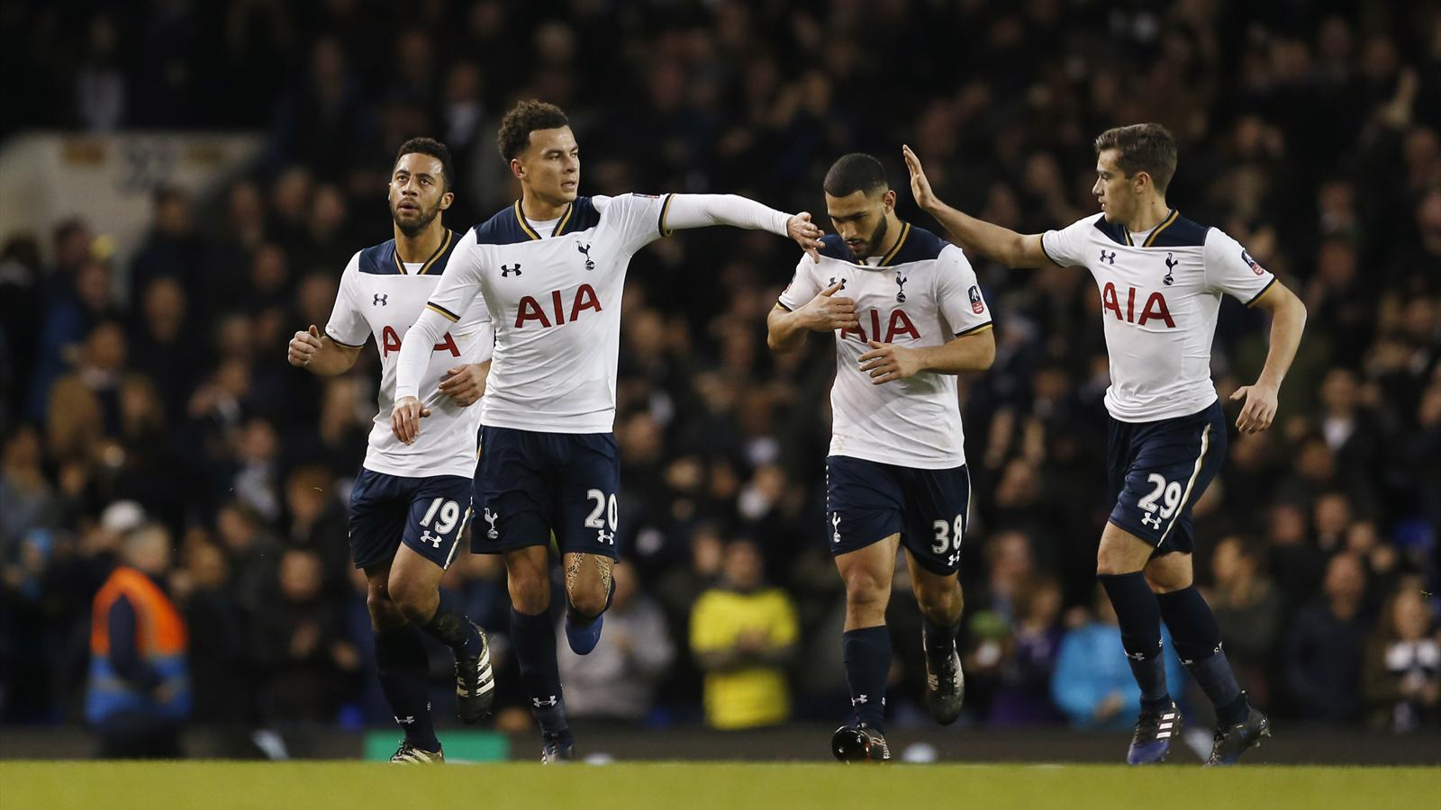 Tottenham snatch victory over wycombe with last kick in - University league tables french ...