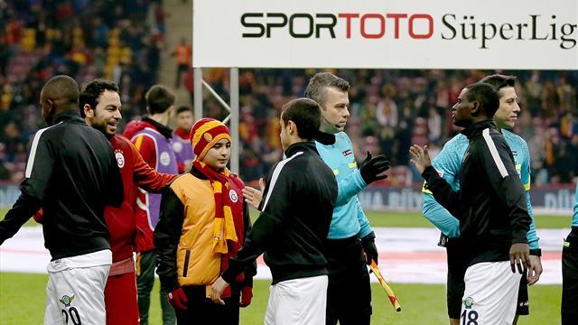 Süper Lig'de ilk milenyumlu