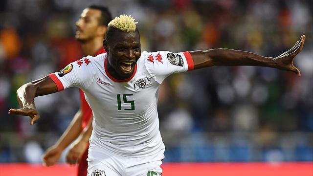 Joker Bancé führt Burkina Faso ins Halbfinale