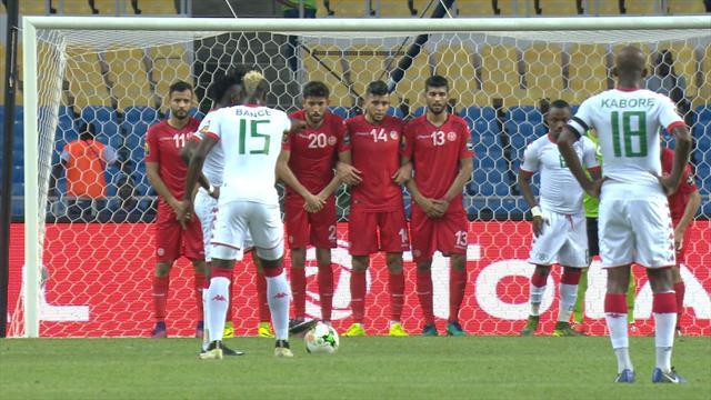 Vídeo: Burkina Faso hace historia y se clasifica para semifinales (2-0)