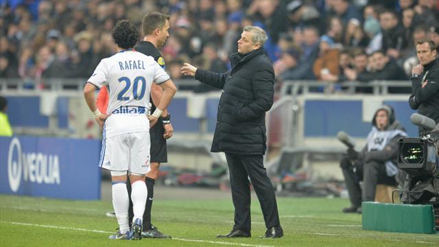 Genesio sur Benzia : «S'il a oublié qu'il est passé à Lyon, c'est son problème»
