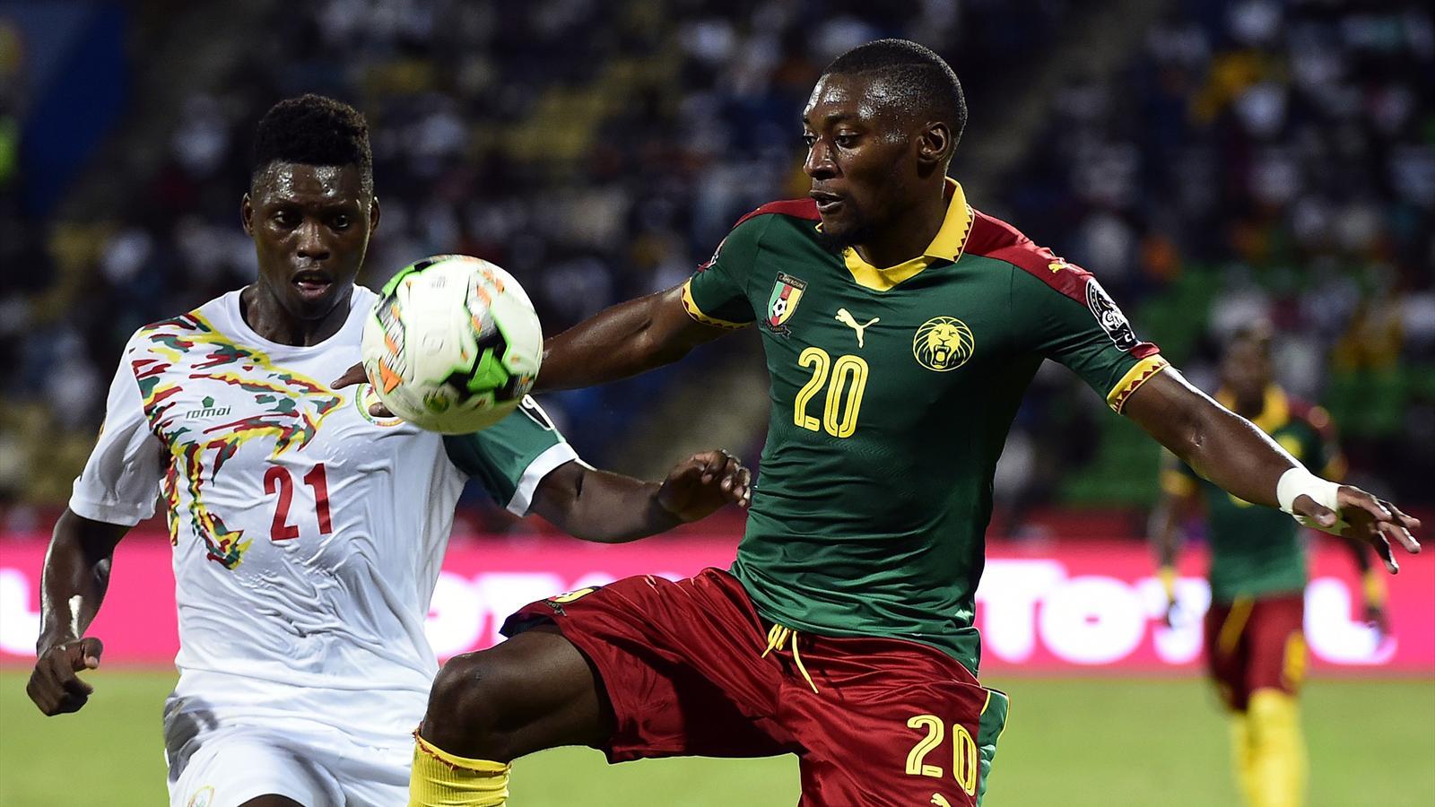 En direct live s n gal cameroun coupe d 39 afrique des nations 28 janvier 2017 eurosport - Resultat foot coupe d afrique ...
