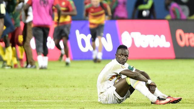 Sadio Mane misses in shootout as Senegal crash out