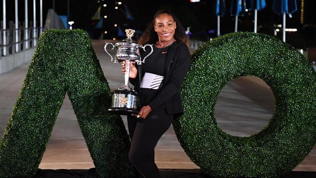 Serena tahtı geri aldı