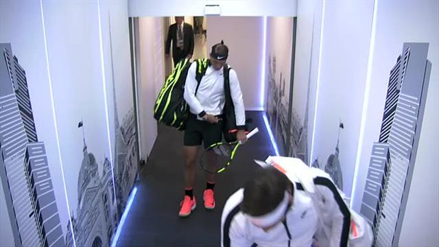 Federer-Nadal 'biggest Open final ever'
