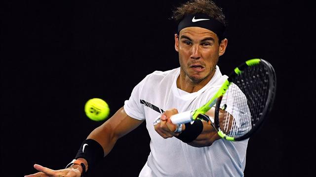 En directo: Sigue el quinto set de la final en Melbourne entre Nadal y Federer