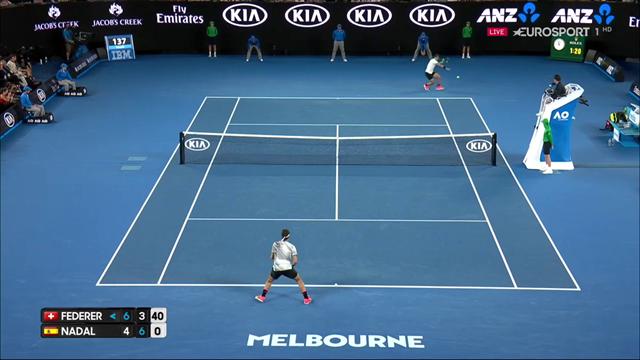 FOCUS - Federer vs Nadal: quando una partita di tennis diventa leggenda