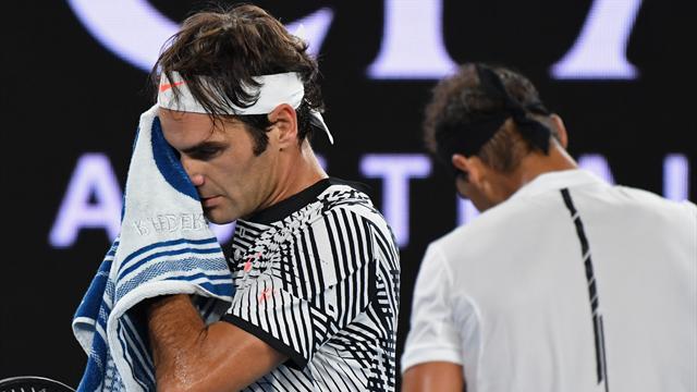 Australian Open 2017: Nadal vs Federer, vídeo resumen del partido