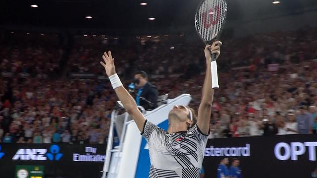 Highlights: Federer beats Nadal in five-sets to win Australian Open