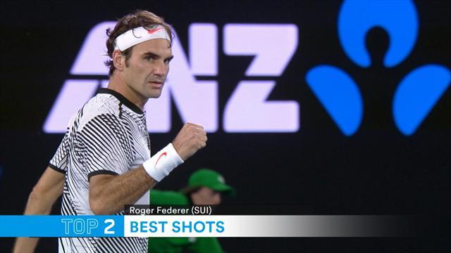 Avustralya Açık 2017: Tarihi finalde en iyi 5 puan
