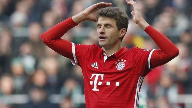 Warum Müller gerade nicht ins Bayern-Team passt