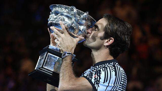 Tennis : Federer est immortel
