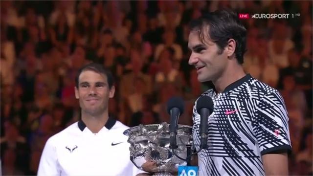 Federer: Please keep playing Rafa, tennis needs you
