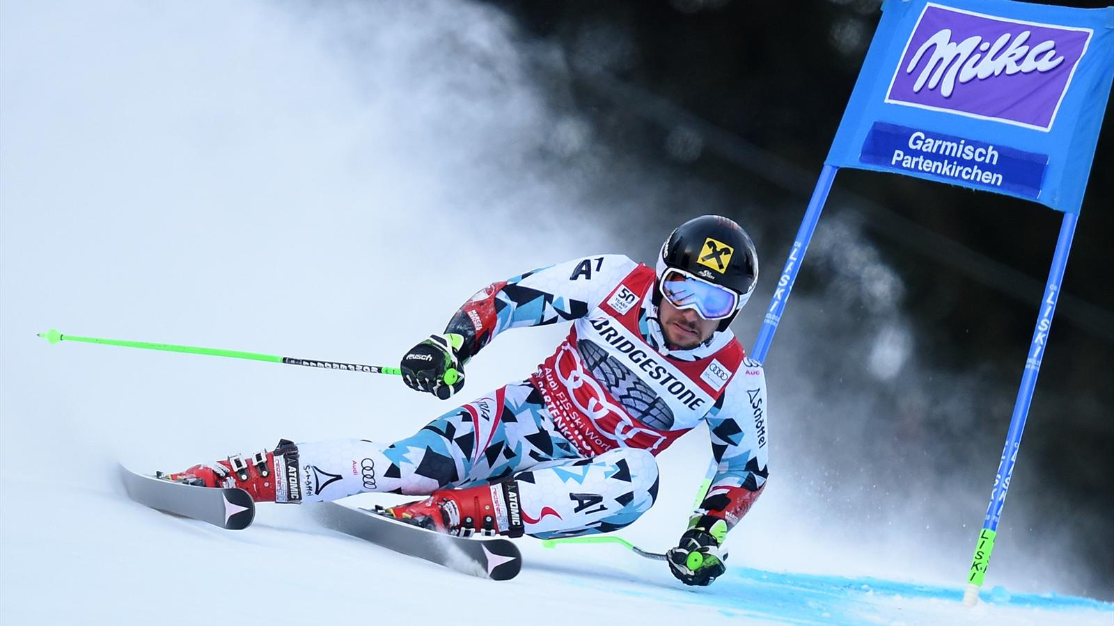 LIVE Alpine World Ski Championships - Alpine Skiing - Eurosport