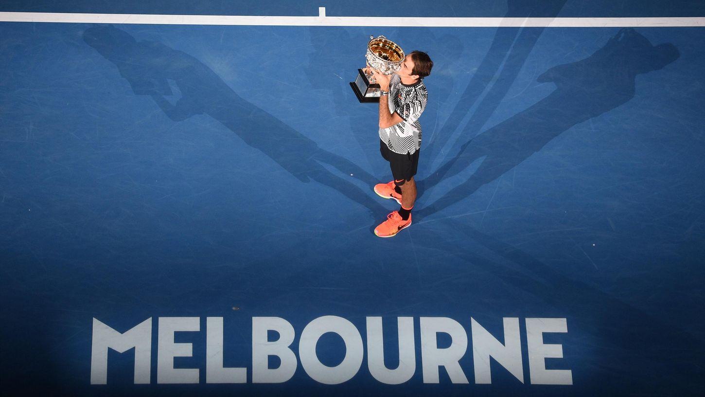 Roger Federer, retour au paradis, il y a tout juste un an