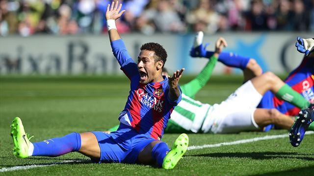 Перес: «В 2013-м Неймар прошел медосмотр в «Реале»