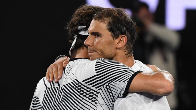 """Nadal : """"Je ne peux pas dire que je suis triste"""""""