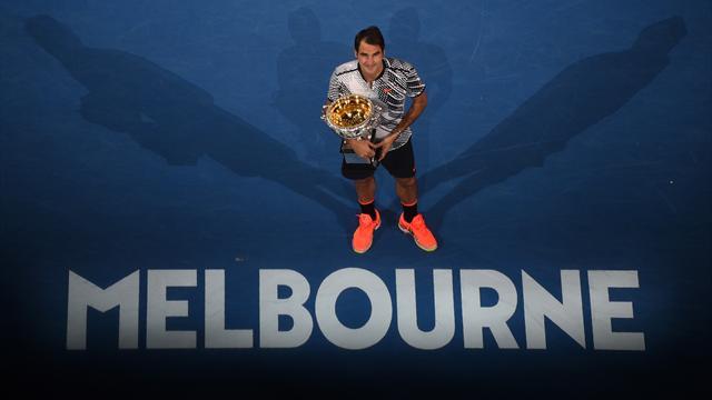 Australian Open, record d'ascolti per la storica finale Federer-Nadal