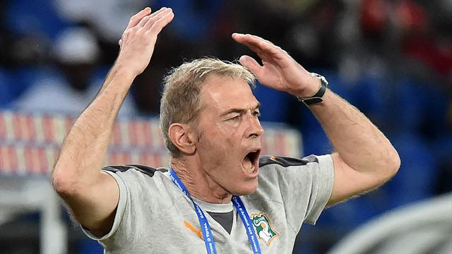 Ivory Coast coach Dussuyer resigns after Nations Cup exit
