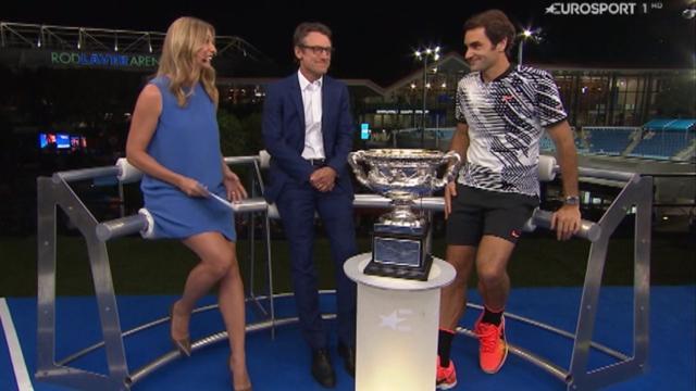Federer: 'It's OK to lose' mind-set pulled me through Nadal test