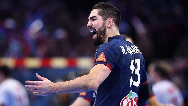 Hand: Nikola Karabatic élu meilleur joueur de l'année 2016 par l'IHF