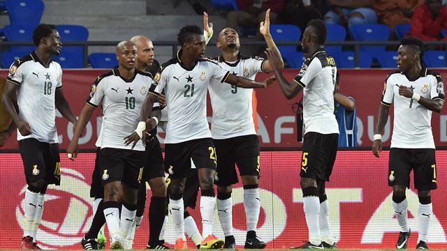 Les frères Ayew envoient le Ghana dans le dernier carré
