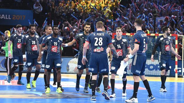 Francia revalida ante Noruega el título Mundial logrando su sexto campeonato (33-26)