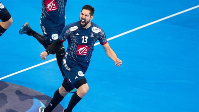 Handball-France win sixth world title after wearing down Norway