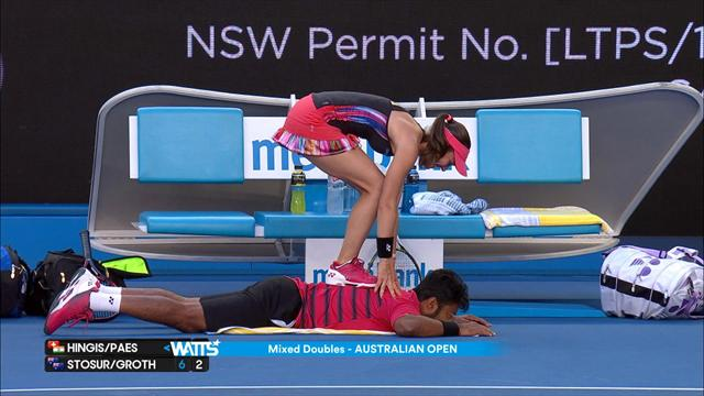 WATTS: il meglio e il peggio dell'Australian Open 2017