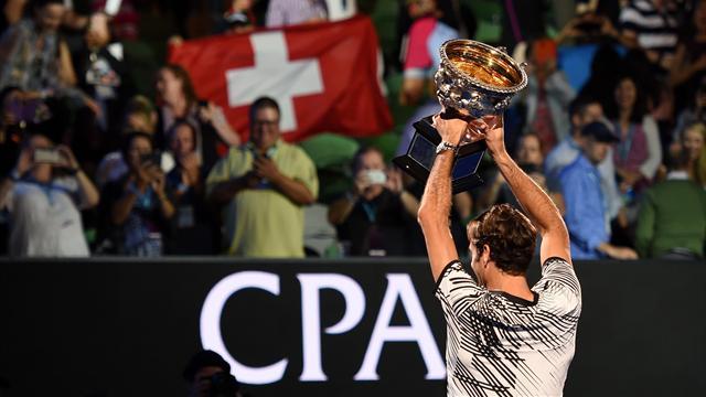 "Federer : ""Je ne peux comparer ça qu'avec Roland-Garros 2009"""