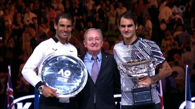 ROLEX MINUTE: Federer e l'ultima battaglia titanica contro Nadal