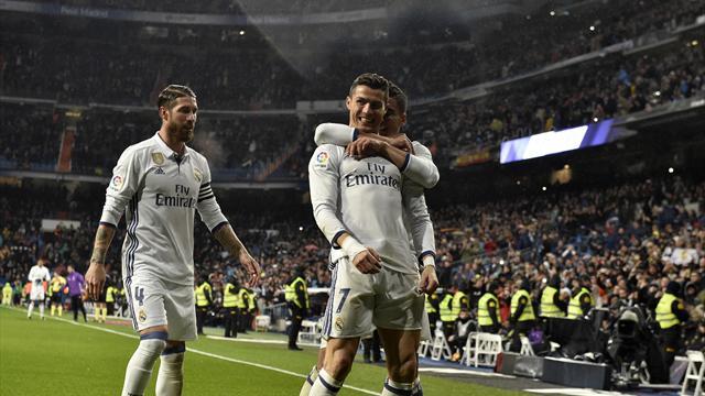 La Juve a réussi à s'immiscer dans le duel Real-Barça