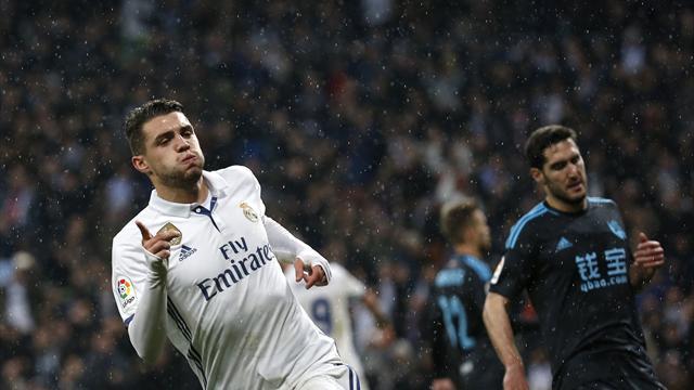«Реал» дома разгромил «Реал Сосьедад»