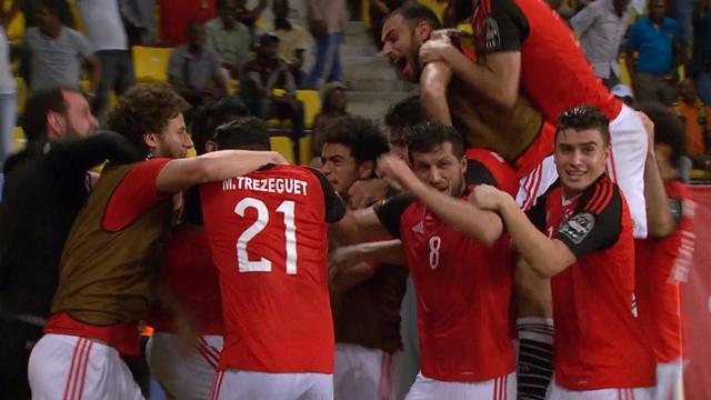 Copa África 2017, Egipto-Marruecos: Un gol de Kahraba clasifica a semis a los faraones (1-0)