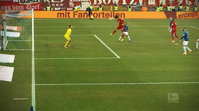 Top 5 Bundesliga goals: Robben and Alaba star