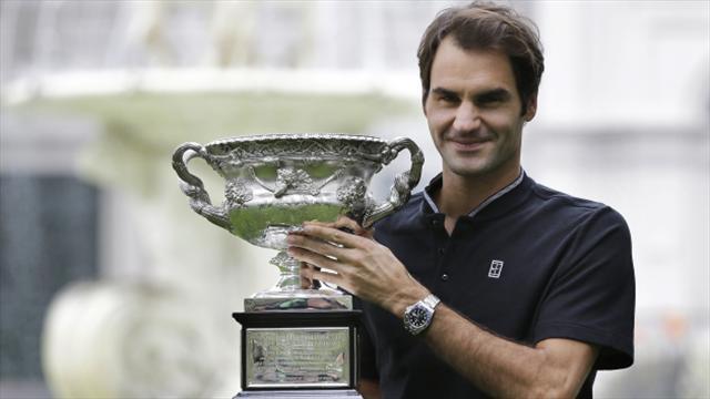 """Federer allontana il ritiro: """"Il mio obiettivo è giocare almeno altri due anni"""""""