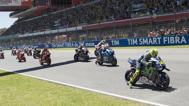 Regardez toute la saison de MotoGP™ en LIVE sur Eurosport Player