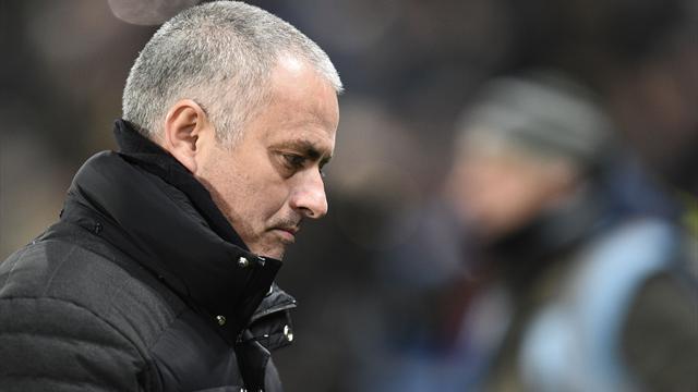 """Mourinho : """"Content car nous avons été mauvais en première période"""""""