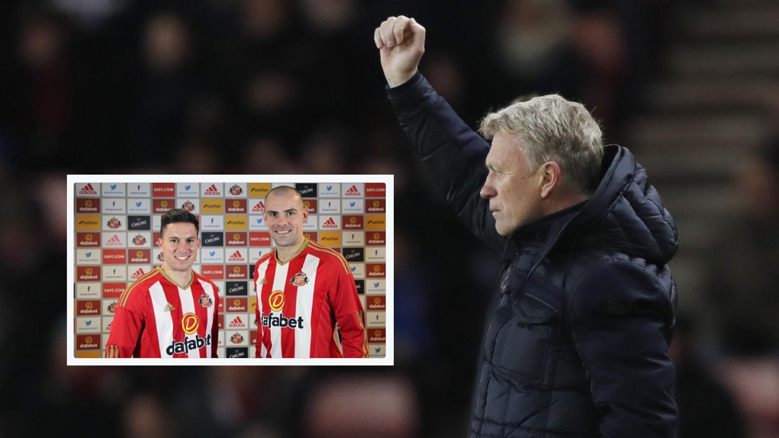 David moyes is one player shy of forming a sunderland xi - University league tables french ...