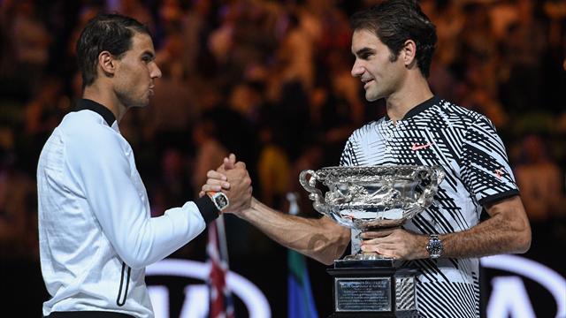"""Djokovic: """"Federer-Nadal evento sportivo dell'anno, va anche al di là del tennis"""""""