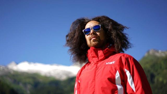 """St. Moritz ha già un gran personaggio: Kasete Naufahu Skeen, """"il Tomba di Tonga"""""""
